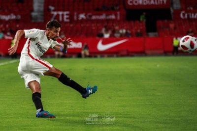 Las mejores fotos del Sevilla FC – Extremadura