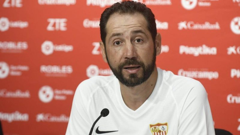 Machín, sobre el Atlético, Mateu Lahoz y los refuerzos