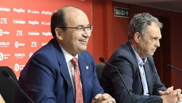 """Castro: """"Sarabia quiere quedarse y nosotros que se quede"""""""