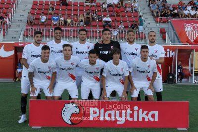 Las mejores fotos del Sevilla Atlético – Talavera