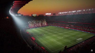 Así es el Sevilla FC en el FIFA 19