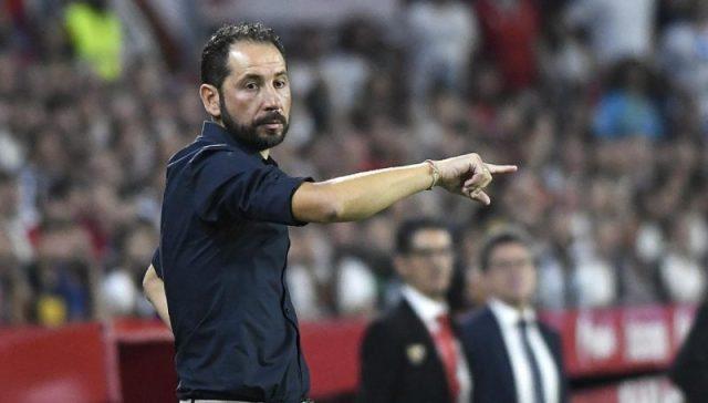 Machín ronda los números de campeonatos ligueros históricos para el Sevilla