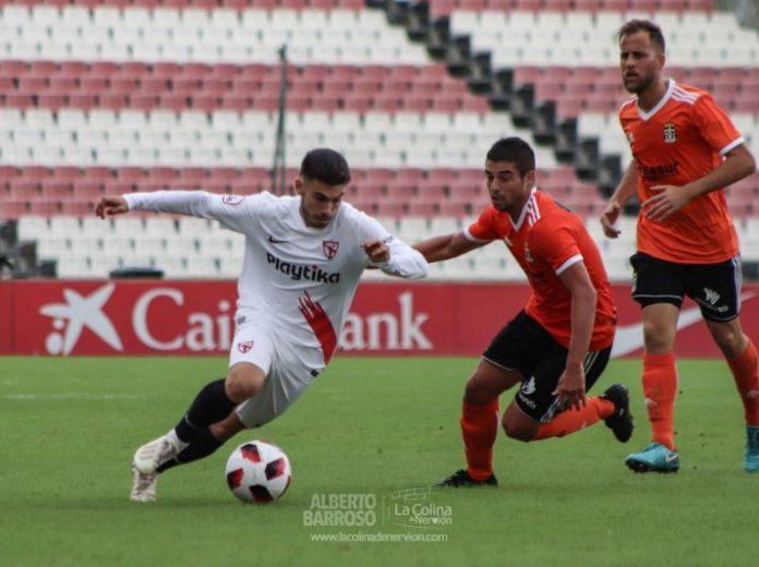 Las mejores fotos del Sevilla Atlético – FC Cartagena