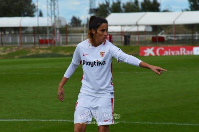 Maite Albarrán, una temporada más como sevillista