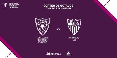 El Sevilla Femenino ya tiene rival para la Copa de la Reina