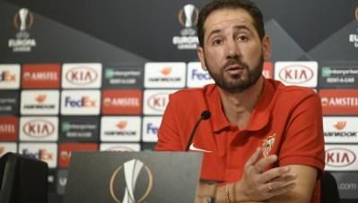 Machín, sobre las posibilidades de optar al título liguero, su equipo y la negociación con Caparrós sobre su incorporación