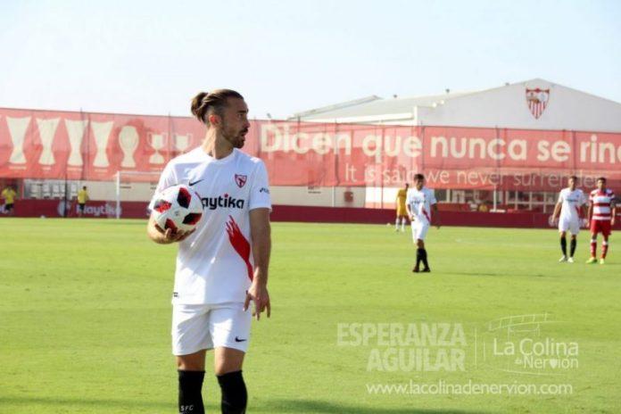 El partido del Sevilla Atlético frente al Recreativo Granada, aplazado definitivamente