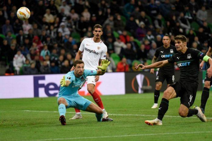 El destino del Sevilla en la Europa League, en sus manos