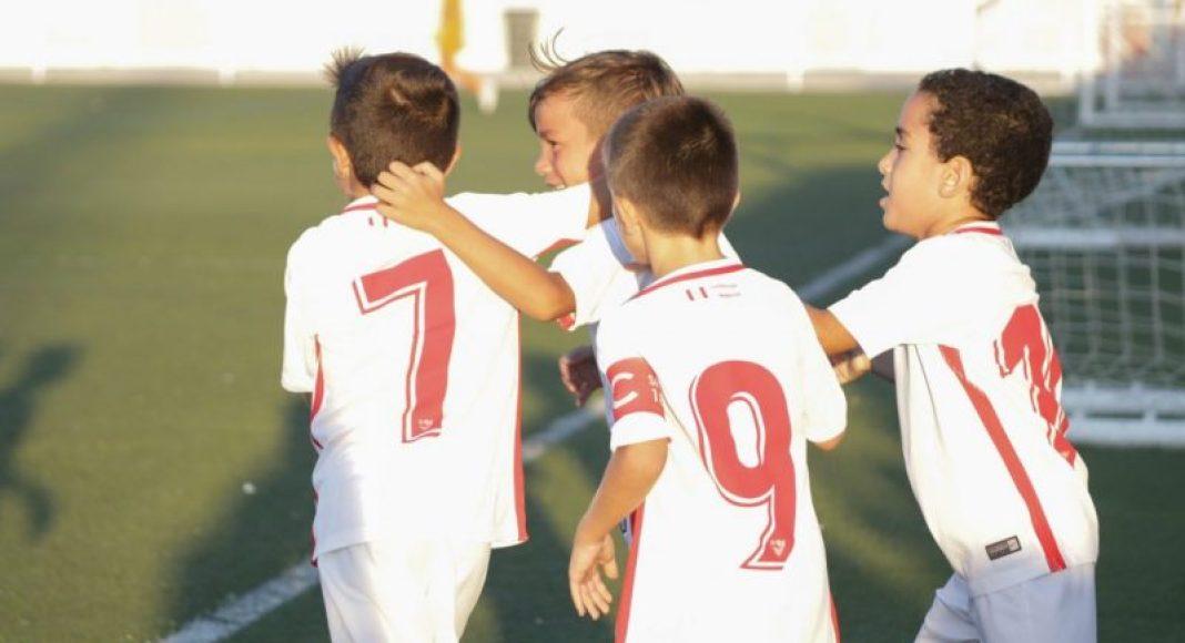 Imagen de la cantera sevillista para los partidos del 6 al 8 de octubre   Imagen: Sevilla FC