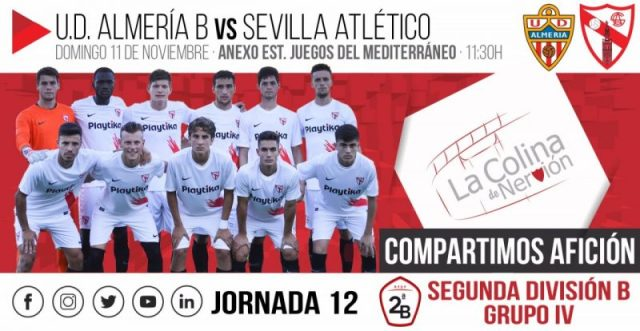 Visita a Almería para tratar de conseguir una nueva victoria