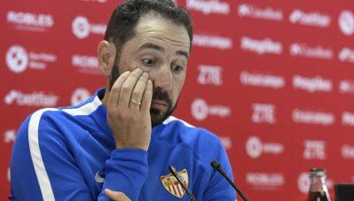 Machín confirma dos bajas importantes por lesión