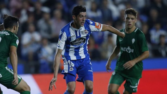 Carlos Fernández renace en Coruña