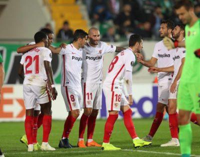 Fructífera cuarta jornada en la Europa League