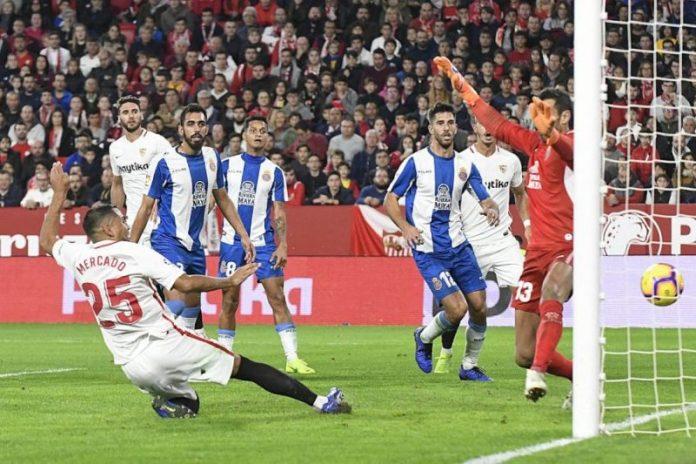 Vídeo del resumen y los goles de la remontada del Sevilla ante el Espanyol