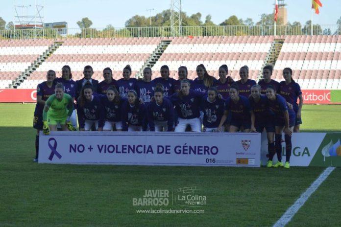 Las mejores fotos del Sevilla Femenino – FC Barcelona
