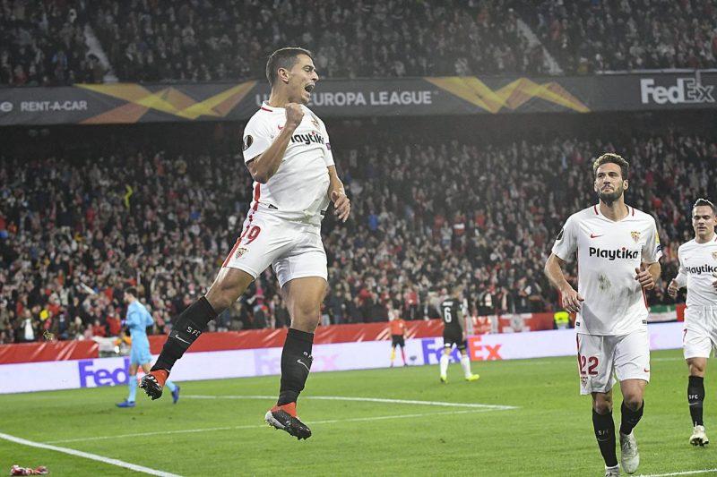 El Sevilla, muy superior al Krasnodar en los números