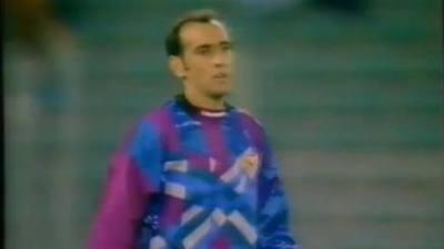 Monchi, héroe del último enfrentamiento entre Lazio y Sevilla