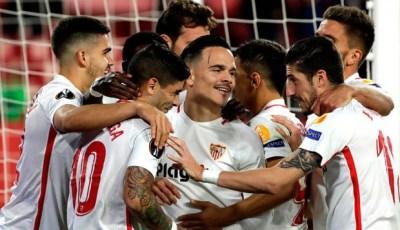 Ben Yedder y la afición impulsan al Sevilla en Europa