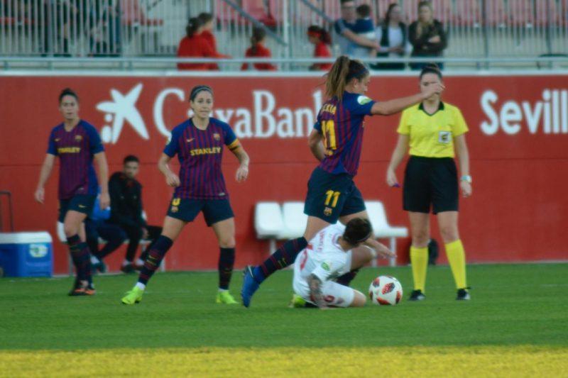 El Sevilla Femenino cae en casa ante el líder