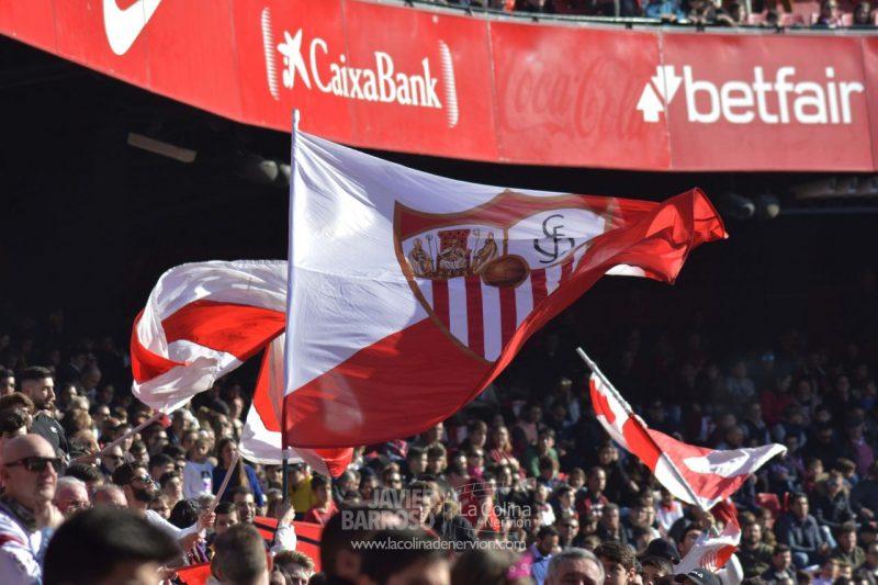 Las mejores fotos del entrenamiento a puerta abierta del Sevilla FC