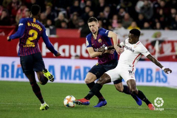 El más amplio resumen en vídeo de la victoria del Sevilla sobre el Barcelona