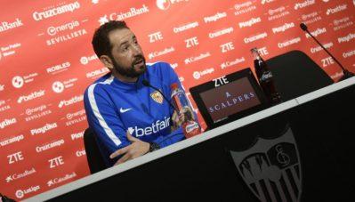 Machín, sobre cómo afrontar el enésimo partido ante el Barça, Messi y la presencia de Navas