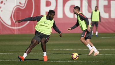 Machín convoca a diecinueve jugadores para viajar a Praga