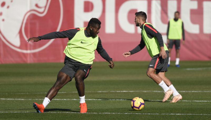Novedades en la lista de veinte futbolistas que se lleva Machín a Roma
