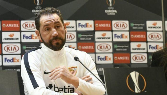 Pablo Machín habla sobre el Slavia de Praga, André Silva y Vaclík
