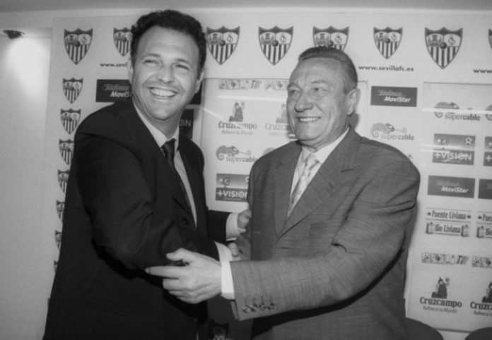 Muere Roberto Alés, expresidente del Sevilla