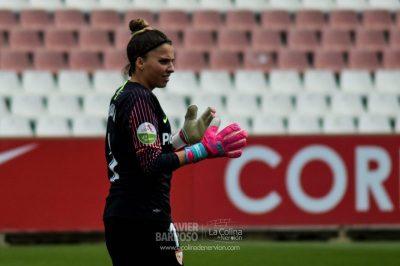 Las mejores fotos del partido entre el Sevilla Femenino y la U.D. Granadilla Tenerife