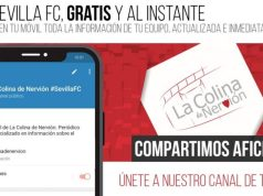 Las noticias del Sevilla FC por Telegram