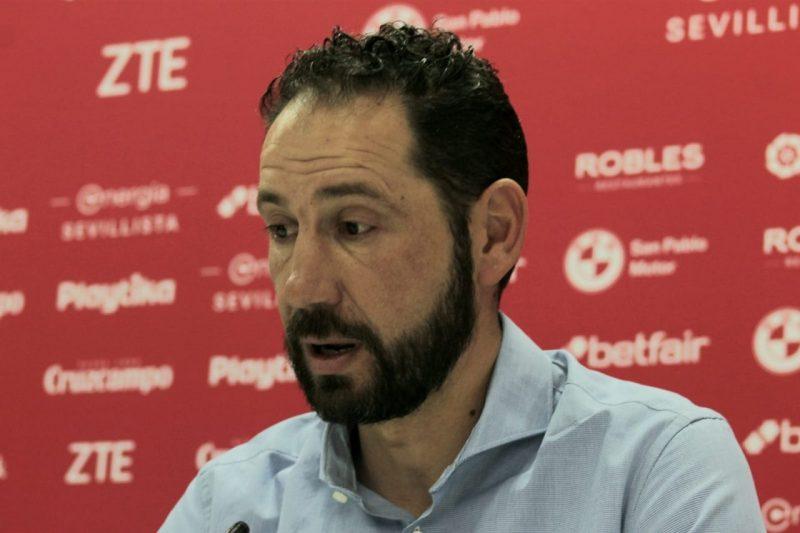 Machín, sobre su destitución, el apoyo en estos meses y Caparrós