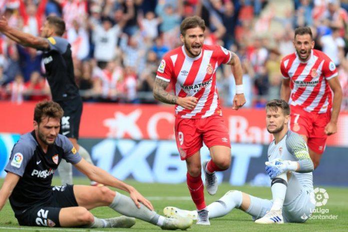 Un Sevilla incapaz y sin intensidad cae ante el Girona