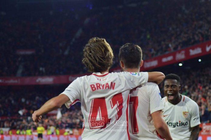 OFICIAL  El Sevilla FC cede a Bryan Gil al CD Leganés