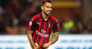 Suso, con la camiseta del AC Milan, cerca de convertirse en jugador del Sevilla FC | Foto: AS