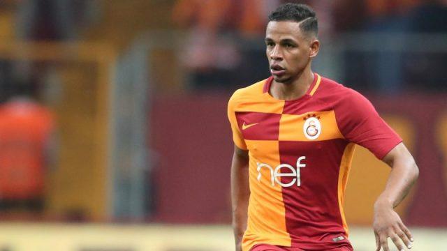 Fernando, durante un partido con el Galatasaray | Imagen: Galatasaray