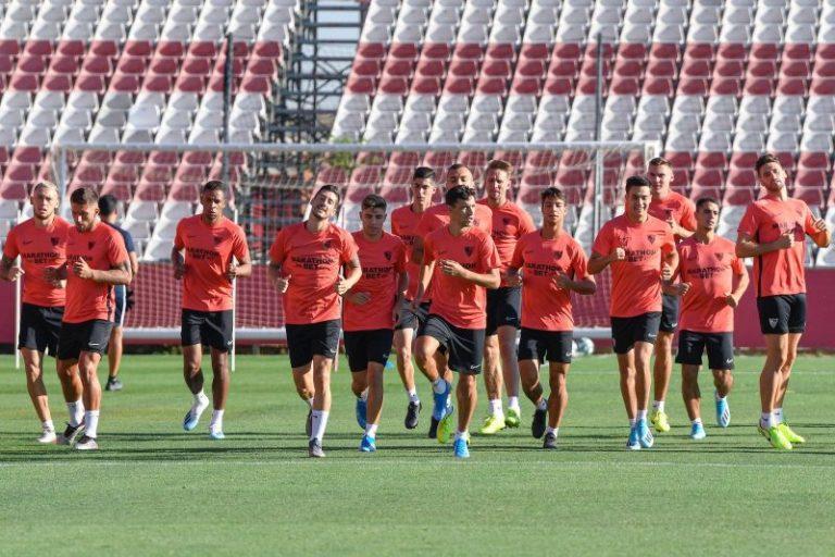 Cuenta atrás para el debut en Liga ante el Espanyol