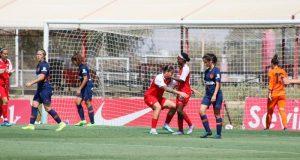 Payne celebrando un tanto conseguido |Imagen: Sevilla FC