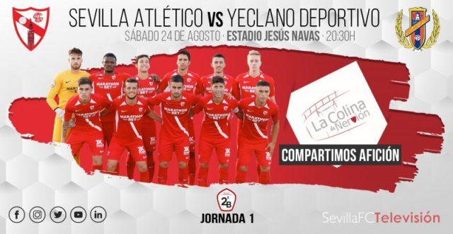 Previa del Sevilla Atlético contra el Yeclano