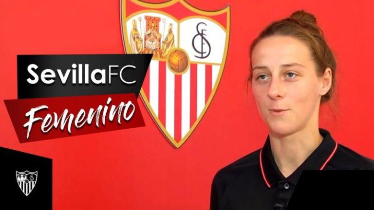 Zdunek: «Fichar por el Sevilla es muy importante para mí»