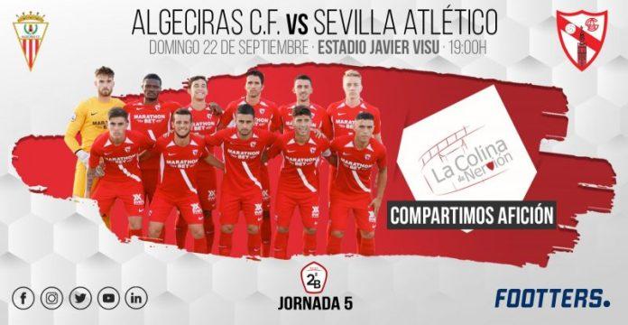 El Sevilla Atlético busca sumar ante el Algeciras CF