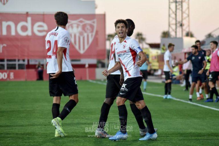 El Sevilla Atlético suma ante el Córdoba su primera victoria como local