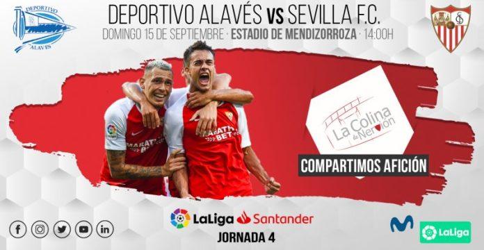 El Sevilla, en busca de otra victoria a domicilio