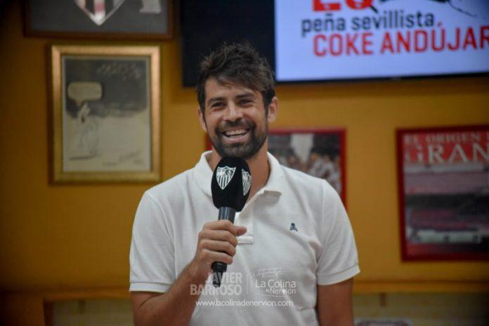 Las mejores fotos de la inauguración de la Peña Sevillista Coke Andújar