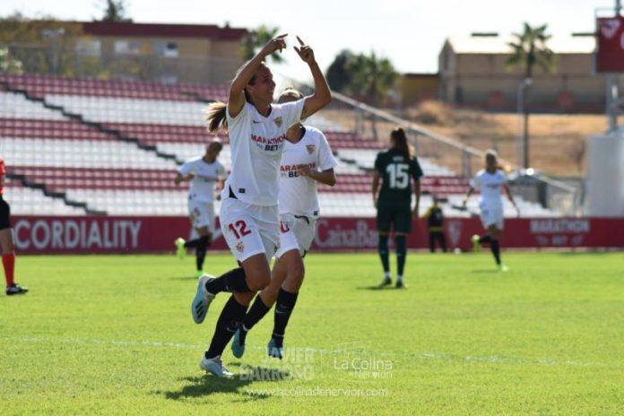 El Sevilla Femenino rompe su mala racha con una contundente victoria