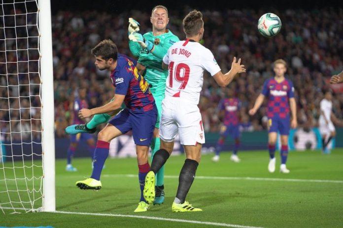 De Jong, sobre los goles fallados, su progresión futbolística y su papel en el equipo
