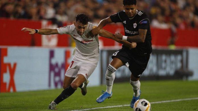 Gudelj y Rony Lopes, cara y cruz de la victoria del Sevilla