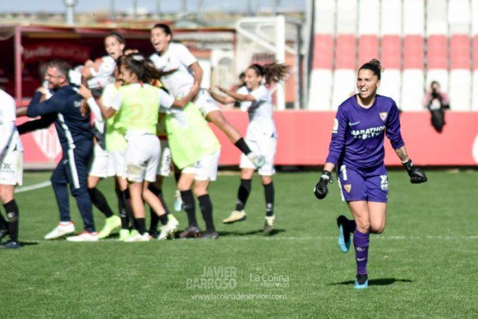 Las mejores fotos del Sevilla Femenino – Valencia Femenino