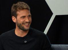 Franco Vázquez en 'A Balón Parado'. | Fuente: Sevilla FC